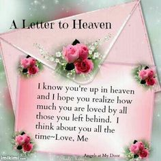 Happy Birthday In Heaven Mom Quotes Poems I Miss You Wishes To