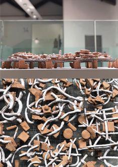 Yona Friedman, ceramics and virtual reality // January 2019 Yona Friedman, January 1, Virtual Reality, Ceramics, Hall Pottery, Pottery, Ceramic Art, Clay Crafts, Ceramica