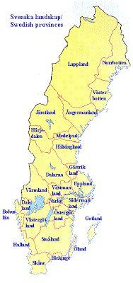 Svenska landskap / Swedish Provinces (Westergotland is Vastergotland)) Bra Hacks, Old Folks, Lappland, Too Cool For School, Ancestry, Genealogy, Good To Know, Norway, Sweden