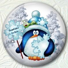 Penguin from Sunnysgiftshop on etsy.com