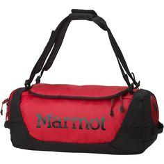 Marmot - Long Hauler Duffel Bag - 2300-6700cu in - Team Red/Black
