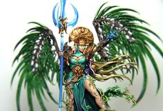 Sylvaneth Alarielle the Everqueen-[워해머갤러리]