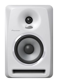 White pioneer monitor speakers for home studio wish list