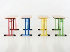 Pro zvětšení klikněte School Furniture
