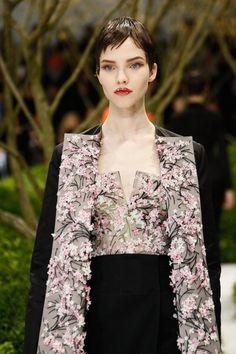 Christian Dior: Runway - Paris Fashion Week Haute-Couture Spring/Summer 2013