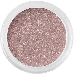bareMinerals Brown Eyecolor Eye Shadow, Nude Beach 0.02 oz ($15) ❤ liked on Polyvore featuring beauty products, makeup, eye makeup, eyeshadow, beauty, eye shadow, eyes, bare escentuals eyeshadow, bare escentuals eye shadow and creamy eyeshadow