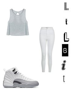 """""""lil bit"""" by qveenbre ❤ liked on Polyvore featuring New Look"""