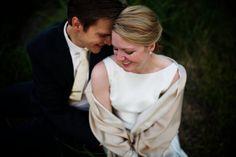 Wedding Shawl for the Bride | Backyard Wedding Elegance | Waconia, MN — One:One | http://www.oneone.co/blog/backyard-elegance