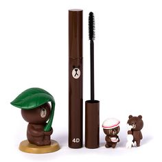 Missha The Style 4D Mascara (LINE FRIENDS Edition)|Missha|Mascara|Online Shopping Sale Koreadepart