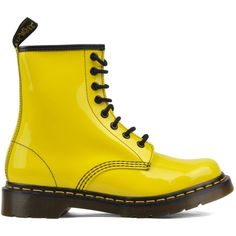 DR. MARTENS 1460 W ($120) ❤ liked on Polyvore featuring shoes and boots
