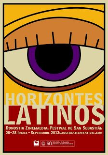 """Y Lucas riendo: Carteles """"61 Festival de Cine de San Sebastián """""""