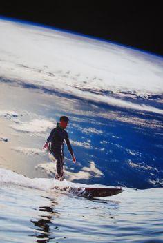 Surf Rider, http://society6.com/Turckart