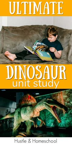Dinosaur Unit Study The Ultimate Dinosaur Unit Study For Homeschoolers Your Little Paleontologist Will Love The Dinosaur Activities Dinosaur Books Dinosaur Crafts Dinosaur Activities Dinosaur Documentaries Secular Homeschool Dino Unit Study Secular Homeschool Curriculum, Homeschool Apps, Homeschooling Resources, Primary Education, Build A Dinosaur, The Good Dinosaur, The Dinosaurs, Dinosaur Dinosaur, Dinosaur Activities
