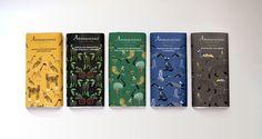 Armanini Chocolates. Fauna Argentina on Behance