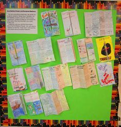 a summarizing lesson strategy- possible book report project- can use as wrap up for unit in Reading, Science, or Social Studies- secret door foldable