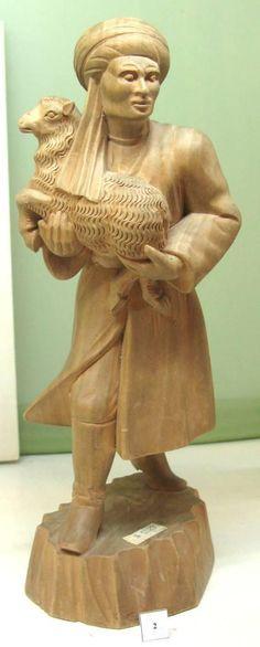 Богородская резьба   Резьба по дереву, кости и камню