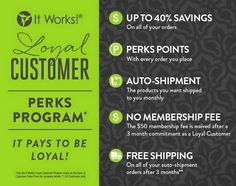 Want to know how to try the products at the absolute BEST price? Become a Loyal Customer!  With our Loyal Customer program, you save up to 45% on products! By being a Loyal Customer you are agreeing to try at least 1️⃣product each month for 3️⃣months! It can be the same product or a different product each time, and you have complete control over what products you receive! You receive the wholesale price starting from your first ☝️order! After the 3️⃣months, you are a LC for life!