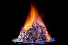 You may find pleasure in the elegant details of the pistachio cake, lemon semifreddo and Italian meringue in this baked alaska, or just in torching it. Baked Alaska Flambe, Baked Alaska Recipe, Slow Cooker Creamy Chicken, Slow Cooker Beef, Fudgie The Whale, Cream Cake, Ice Cream, Pistachio Cake, Dessert Bread