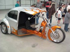 "MJ Parker Trucking This is how we Come through. #LGMSports Ship it with http://LGMSports.com The ""BeetleTrike"""