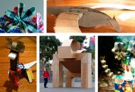 This website has a whole bunch of cool stuff you can make out of stuff around your house. really awesome