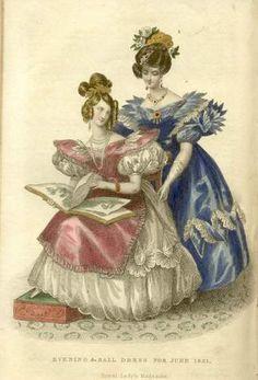 The Royal Lady's Magazine, June 1831