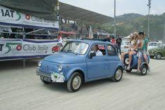 Fiat 500 at Garlenda 2013