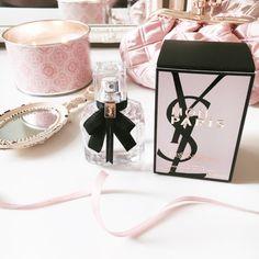 """ysl's """"mon paris"""" perfume credit: cheyanne-xo"""