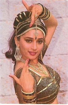 Our goal is to keep old friends, ex-classmates, neighbors and colleagues in touch. Simplicity Is Beauty, Timeless Beauty, Beautiful Bollywood Actress, Most Beautiful Indian Actress, Flame Art, Indian Classical Dance, Vintage India, Dance Poses, Madhuri Dixit