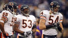 As usual, Bears defense hinges on Urlacher and Briggs