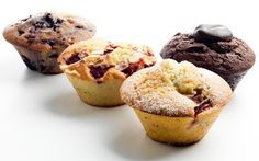 Traditional muffins