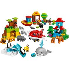 DUPLO Around the World