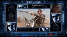 Terminator 2 – new MicroGaming online slot. Available 04.06.2014