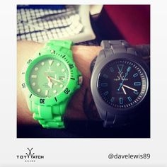 Fluo or Velvety? We know, it's always a hard choice  #TWlove #ToyWatch #Fluo #Velvety #green #grey #watch #watches #style #fashion #accessories #menswear #forhim
