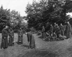Victorian Monks Play Croquet Vintage 8x10 Reprint Of Photo Victorian Monks Play Croquet Vintage 8x10 Reprint Of Photo Here is a neat collectible of Victorian Monks playing croquet. Vintage 8x10 Reprin
