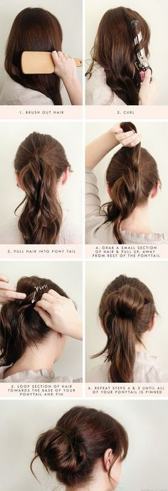Hair Tutorial | Diy Hair | Hair Color