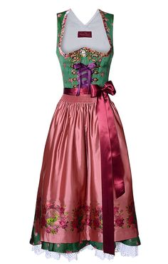 A Brief History of the Dirndl