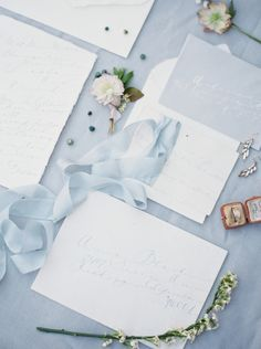 Powder blue and white wedding color palette   Photographs by Caileigh   see  more on: http://burnettsboards.com/2014/12/wind-bride/