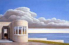 Peter Siddell New Zealand Art, Nz Art, Maori Art, Magic Realism, Kiwiana, Art Deco Home, Traditional Art, Art Prints, Landscape