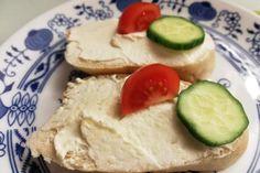 """POMAZÁNKA Z ROMARURU"" Hummus, Feta, Dairy, Cheese, Ethnic Recipes"
