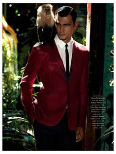 Marios Lekkas Dons a Rich Fall Collection Offering for Robb Report image marios lekkas 005
