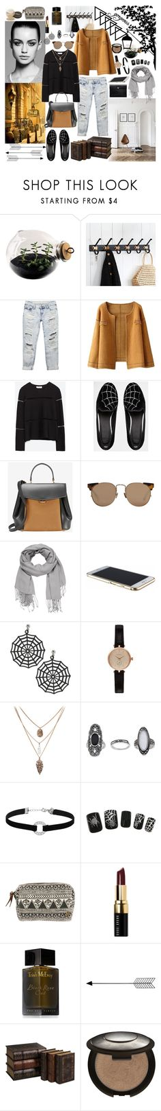 Gorgeous by mariettamyan on Polyvore featuring мода, Zara, Wet Seal, ASOS, Nina Ricci, Barbour, Topshop, Miss Selfridge, maurices and Linda Farrow