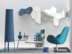 Home Collection - Calligaris Italian Design Furniture Italian Furniture Design, Design Furniture, Allure Flooring, Turquoise Furniture, Contemporary Side Tables, Cool Mirrors, Mirror Mirror, Interior Decorating, Interior Design