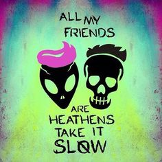 Heathens-twenty one pilots- suicide squad