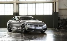 #BMW 4-series coupe concept