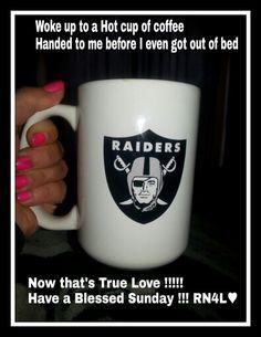 Good Morning Raider Nation !!!!