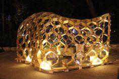 Pavilion, Public Art, Shelter, Uni, Container, Gazebo, Shelters, Cabana