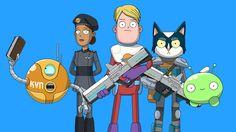FINAL SPACE [ Cartoon Pilot ]
