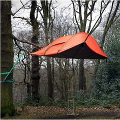 Camping Below the Stars and Suspended in Mid-Air - mindblowing - Racked SF