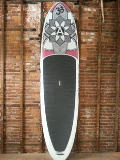Lotus Yogi pro 10'6'' 31.75 Wide and 4.65 Thick The ULTIMATE Yoga Board 3-fin design Easy paddling and surfing $1399.00