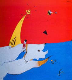 Joan Miro - Paysage - 1925 Plus